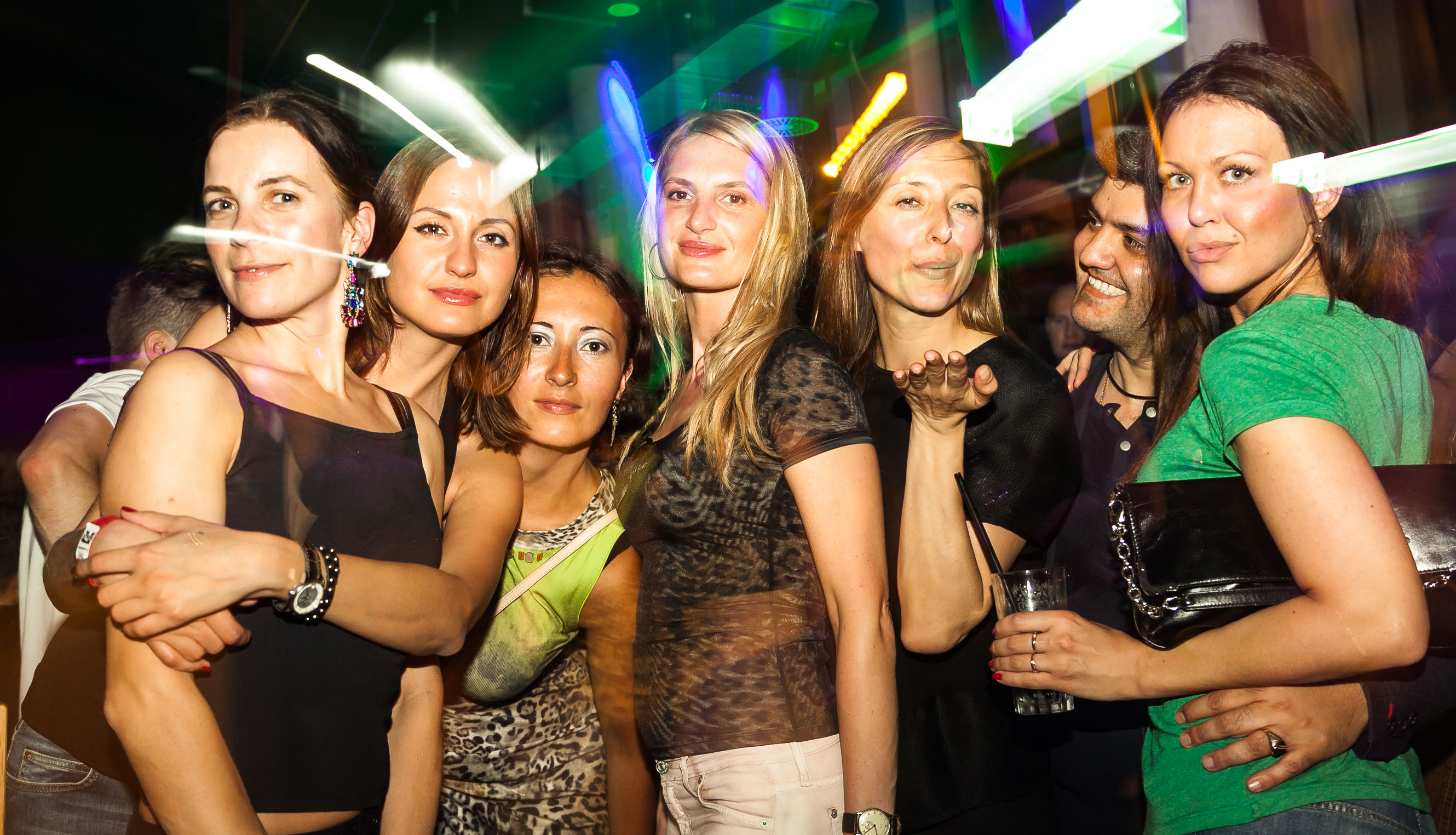 People-Fotografie-Frauen-Party
